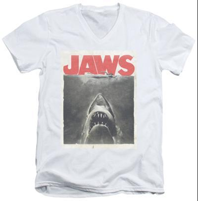 Jaws - Classic Fear V-Neck