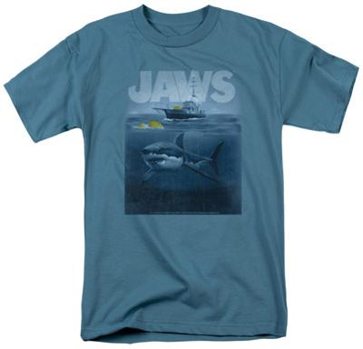 Jaws - Silhouette