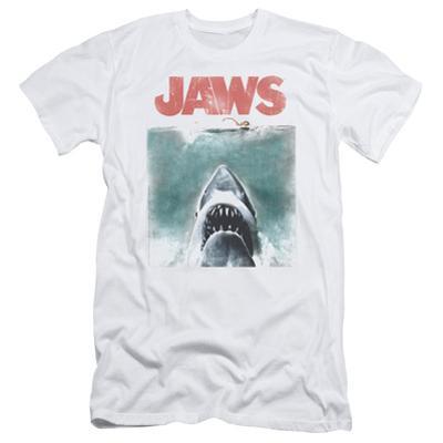 Jaws - Vintage Poster (slim fit)