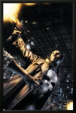 Marvels: Eye Of The Camera No.3 Cover: Punisher by Jay Anacleto