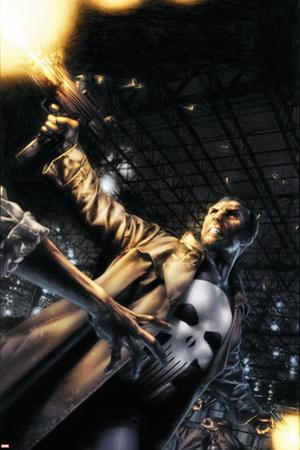 Marvels: Eye Of The Camera No.3 Cover: Punisher