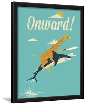 ONWARD! by Jay Fleck