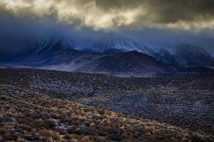 Conway Summit Along Highway 395 In The Eastern Sierras Northern California Near Mono Lake by Jay Goodrich