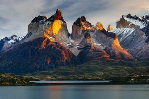 Magallanes Region, Torres Del Paine National Park, Lago Pehoe, Chile by Jay Goodrich