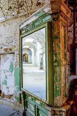 Pennsylvania, Philadelphia, Eastern State Penitentiary. Interior by Jay O'brien