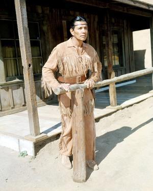 Jay Silverheels - The Lone Ranger