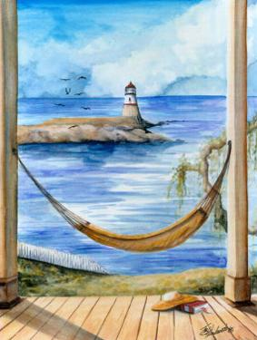 Lighthouse View II by Jay Throckmorton