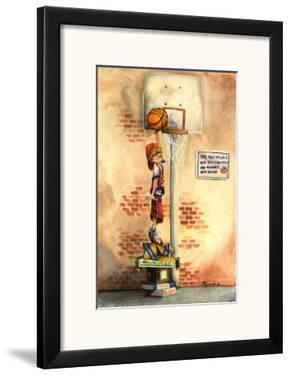Slam Dunk by Jay Throckmorton