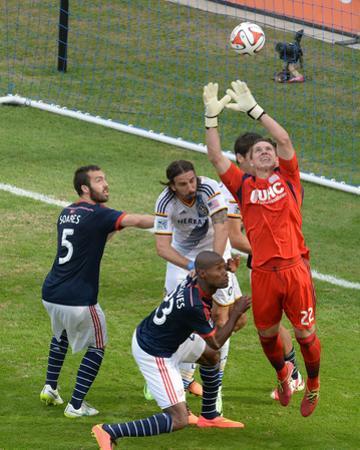 2014 MLS Cup Final: Dec 7, New England Revolution vs LA Galaxy by Jayne Kamin-Oncea