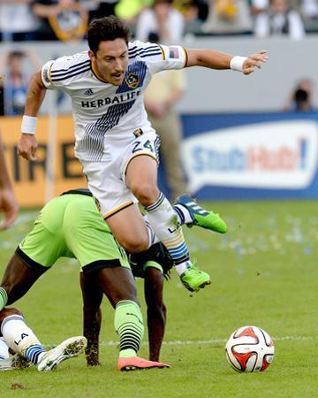 2014 MLS Western Conference Championship: Nov 23, Seattle Sounders vs LA Galaxy - Stefan Ishizaki