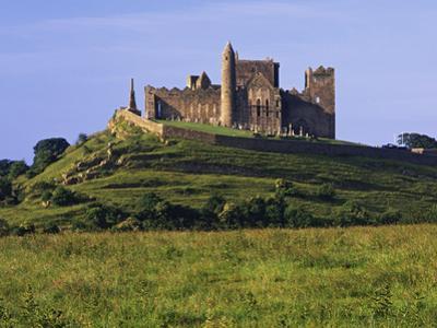 Ireland. Rock of Cashel medieval castle by Jaynes Gallery