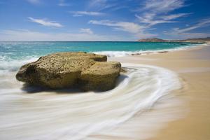 Mexico, Cabo San Lucas. Ocean Shore Landscape by Jaynes Gallery