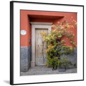 Mexico, San Miguel De Allende. Colorful Doorway. San Miguel De Allende by Jaynes Gallery