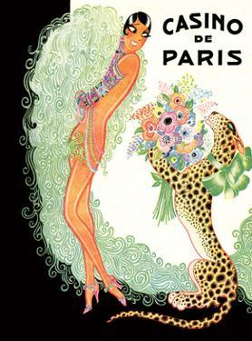 Jazz Age Paris, Casino de Paris, Josephine Baker
