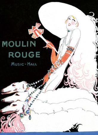 Jazz Age Paris, Moulin Rouge