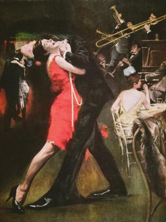 Jazz Club of the 'Roaring Twenties'