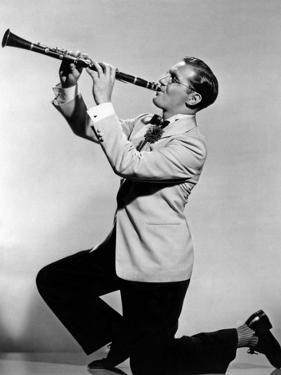 Jazz Musician Benny Goodman (1909-1986) c. 1945