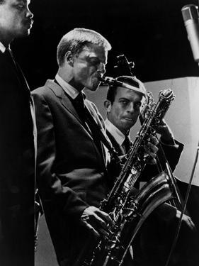 Jazz On A Summer's Day, Gerry Mulligan, 1960