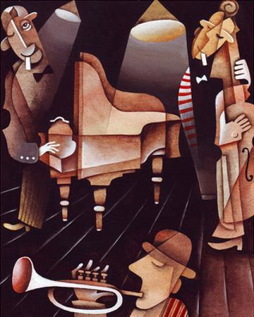 Jazz Trio - Braque Style