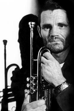 Jazz Trumpet Player Chet Baker (1929-1988) C. 1987