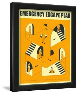 Emergency Escape Plan 2 by Jazzberry Blue
