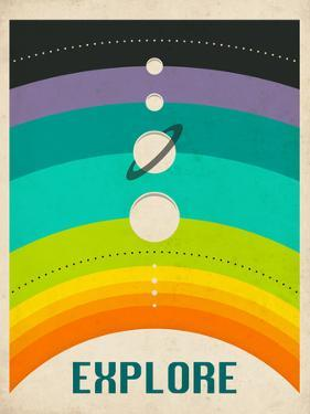 Solar System by Jazzberry Blue