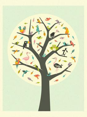 Tree of Life by Jazzberry Blue
