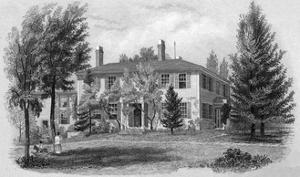 Rw Emerson, Home, Miller by JB Forest
