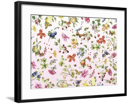 Jbs 2014 Bureau Roze-Janneke Brinkman-Salentijn-Framed Giclee Print