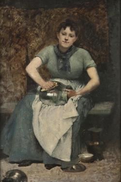 The Servant, c.1875-90 by Jean Alexandre Joseph Falguiere
