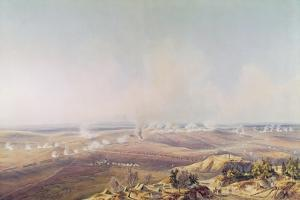 The Battle of Austerlitz, 2nd December 1805, Ten O'Clock, 1835 by Jean Antoine Simeon Fort