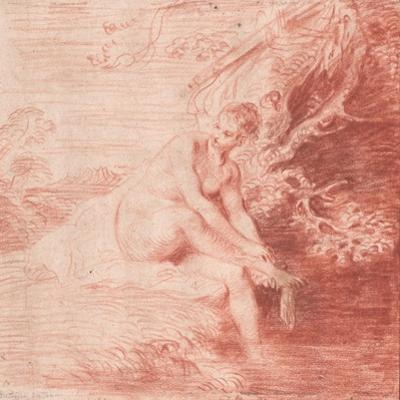 Diana Bathing, C. 1716