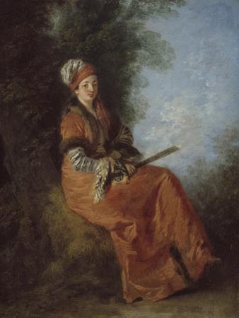 The Dreamer, 1712-14 by Jean Antoine Watteau