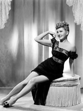 Jean Arthur, 1940s