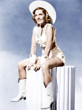 Jean Arthur, ca. 1940s