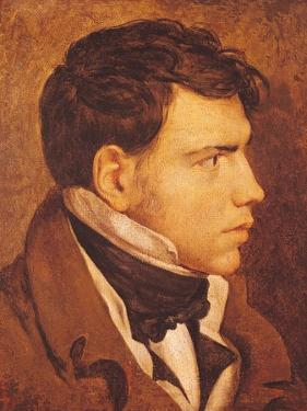 Portrait of a Young Man by Jean-Auguste-Dominique Ingres