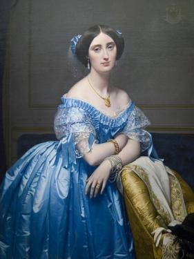Princes De Broglie by Jean-Auguste-Dominique Ingres