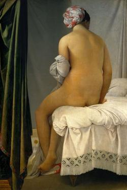 The Valpinçon Bather, 1806 by Jean-Auguste-Dominique Ingres