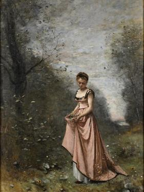 Springtime of Life, 1871 by Jean-Baptiste-Camille Corot