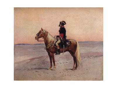 'Napoleon in Egypt', c19th century