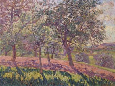The Region of Saint Cheron, Springtime, C.1886