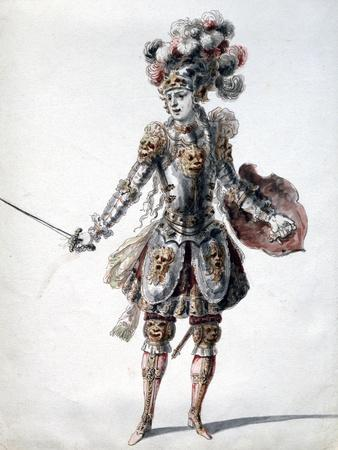 Enchanted Knight, C1685