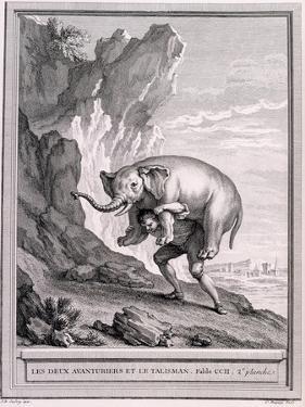 Les Deux Avanturiers Et Le Talisman, C.1755-1759 by Jean-Baptiste Oudry