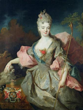 The Countess of Castelblanco