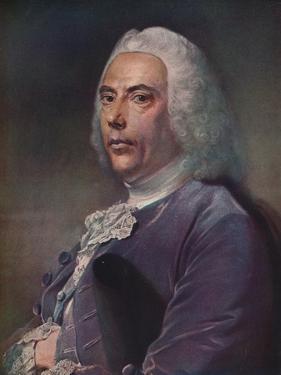 'Pierre Bouquier', c1759 by Jean-Baptiste Perronneau