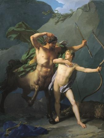 Education of Achilles by Chiron