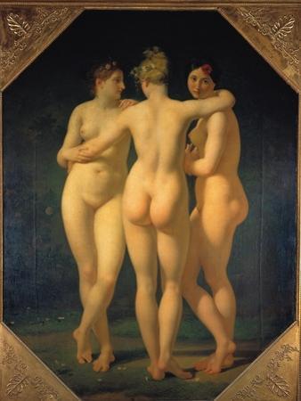 The Three Graces, 1793