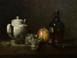 Still-Life by Jean-Baptiste Simeon Chardin