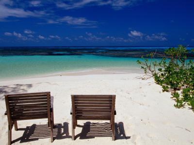 Chairs on Main Beach