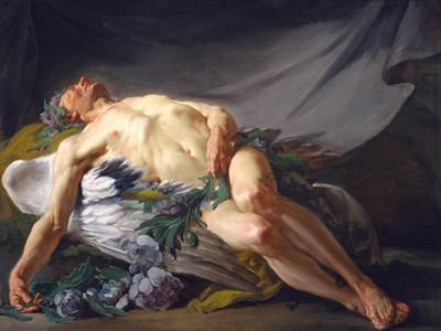 Morpheus by Jean-Bernard Restout